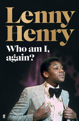 Lenny Henry - Who Am I Again book cover