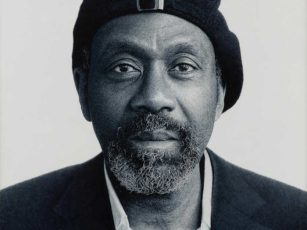 Martyn Burdon drawing of Lenny Henry